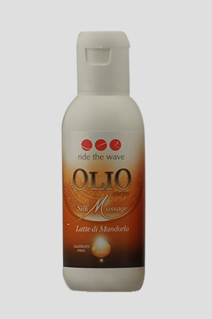 Olio per Massaggi Ride The Wave al Latte di Mandorla 100ml