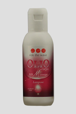 Olio per Massaggi Ride The Wave al Lampone 100ml